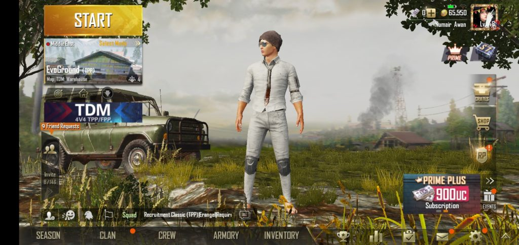 How to Change the Name in PUBG Mobile and PC - PUBGHaxs