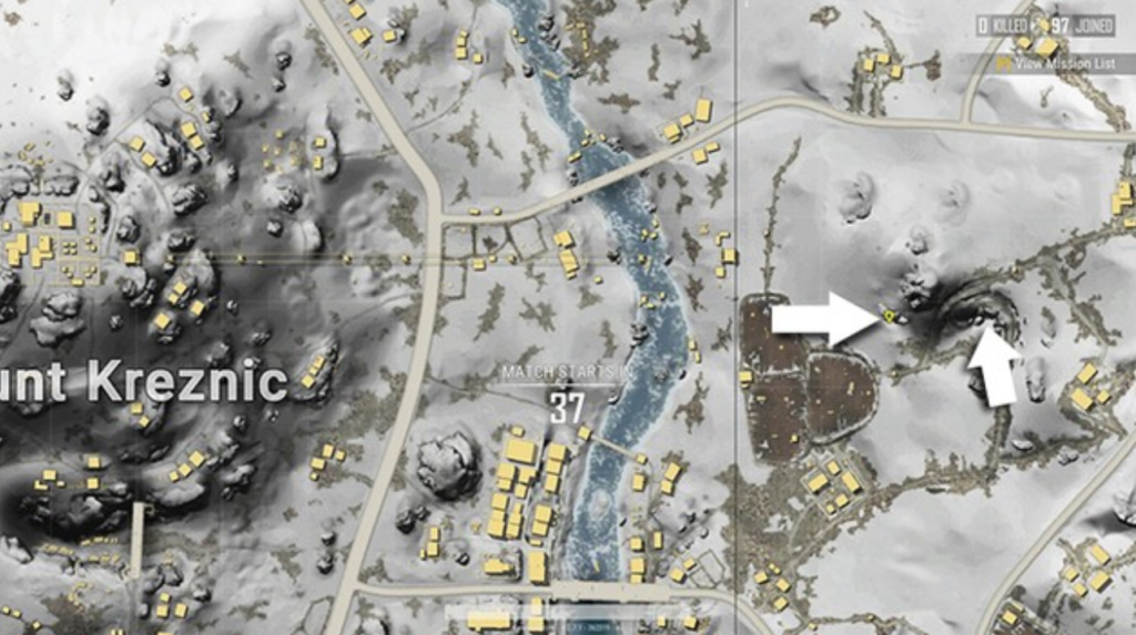 Discover The Hidden Loot Filled Cave In Vikendi Pubghaxs Pubg Haxs